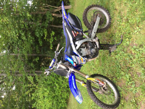 Yz 450f for Ssle or Trade for Car