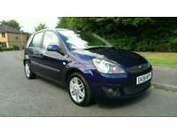 2006 FORD FIESTA 1.4 TDCI DIESEL GHIA * ONLY 30 POUNDS TO ROAD TAX *