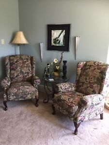 Recliners for Sale--Reduced! OBO