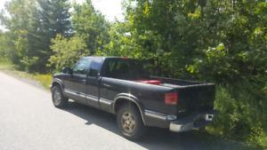 1999 Chevy s 10 4x4
