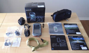 For Sale Garmin 650t GPS $450 - Perfect for Geocaching