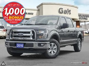 2016 Ford F-150 XLT | 4X4 | CREW CAB | TRADE IN