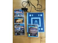 PS3 games and PlayStation Move - collection only