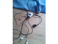Nokia head phones two different types New