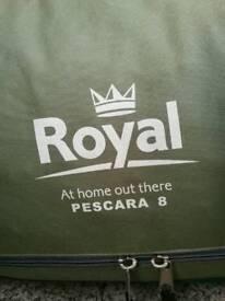 Royal 8 Man Tent