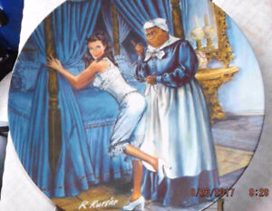 VINTAGE NORMAN ROCKWELL PLATES