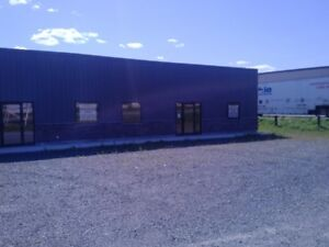 OFFICE AND WAREHOUSE SPACE FOR LEASE VARIOUS SIZES