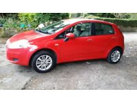Fiat Punto 5door genuine Millage long mot