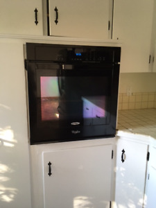 Whirlpool Electric Cooktop Range and Oven