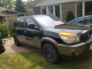 2003 Buick Rendezvous SUV, Crossover-- LOW KM