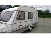 Sprite musketeer 4 berth caravan, perfect for first caravan
