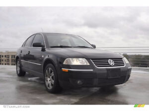 ***NOT RUNNING*** 2001 Volkswagen Passat Sedan