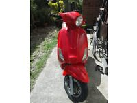 SWAP OR SELL Moped 49cc twist&go