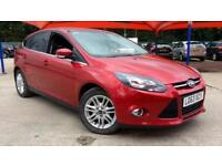 2013 Ford Focus 2.0 TDCi Titanium 5dr Manual Diesel Hatchback