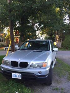 2003 BMW X5 SUV, Crossover