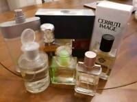 Gents Fine Fragrance Collection. Some brand New, some rare.