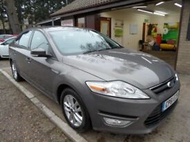 FORD MONDEO 1.6 ZETEC TDCI 5d 114 BHP ONLY £20 A YEAR RO (brown) 2011