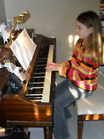 Piano Lessons in West End Kingston for ages 4 to Adult