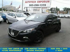 2015 Mazda MAZDA3 SPORT GX  Auto Bluetooth/All Power &GPS*
