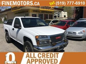 2010 GMC Canyon SLE w/1SA *Mid-size truck *Regular Ca