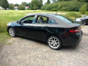 2013 Dodge Dart SXT Berline NEGO.