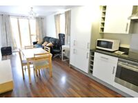 Fifth floor Two bedroom flat with balcony and secure parking in Wembley Park.