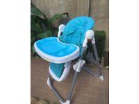 Cosatto high blue chair