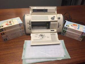 Cricut Personal Cutter with Cartridges