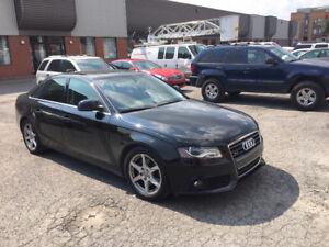 2009 Audi A4 Premium Sedan