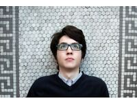 1x ticket to Car Seat Headrest show at 02 Forum, Kentish Town 29/8/17