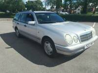 MERCEDES E230 AUTOMATIC 7 SEATER ESTATE
