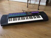 Yamaha Electronic Keyboard - Portatone PSR-77