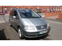 VOLKSWAGEN SHARAN 1.9 TDI FOR QUICK SELL.