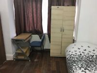 twin room to share on green street @ E13 9DA all bills inclusive 3 min underground available now!!!