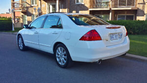 2007 Honda Accord V6 3.0L Special Edition Berline