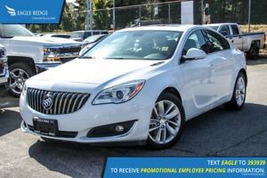 2016 Buick Regal Navigation, Sunroof, and Heated Seats