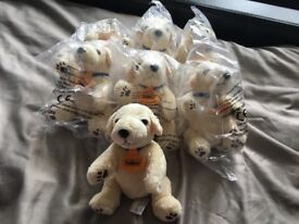 Andrex Puppy Toys X 7