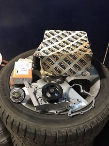 !!2004 AUDI A6 WATER PUMP AND THERMOSTAT!!