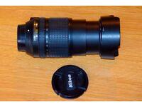 Nikon AF-S 18-140mm F/3.5 G VR ED DX LENS- D90,D3100,D3200,D3300,D7000,D7100,D7200,D5100,D5200,D5300