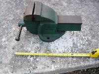 Large Bench Vice