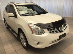 2013 Nissan Rogue SL: Accident Free, Nav, New Brakes.