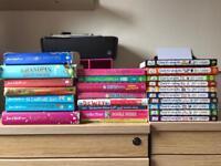 26 Various Books inc Diary of a Wimpy Kid/David Walliams