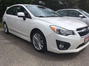 2012 Subaru Impreza 5Dr 2.0i Sport at Spoiler,Roof,Cloth Heated,