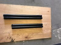 35MM SPEAKER POLES X4 FOR DISCO OR BAND