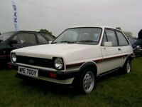 Ford Fiesta xr2 mk1 Wanted