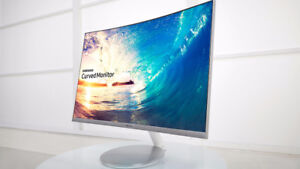 Samsung 27'' 1080p HD Curved LED Monitor
