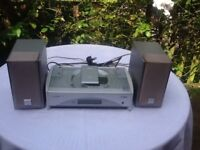 JVC cd in excellent condition and a very good sound