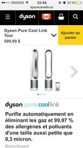 Dyson PURE COOL LINK NEVER OPENED