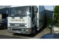 Ford iveco lorry