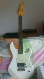 Yamaha Pacifica 510v, Grover locking tuners. Seymour Duncan. Collect from Aberystwyth or Worcester